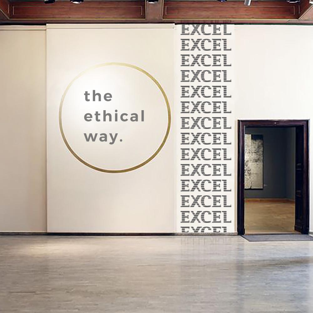 The Ethical Way - Excel