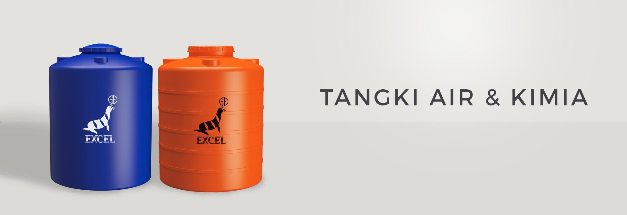 Foto Tangki Air & Kimia