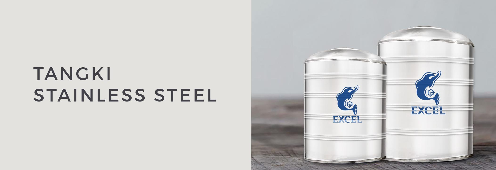 Foto Tangki Air Stainless Steel