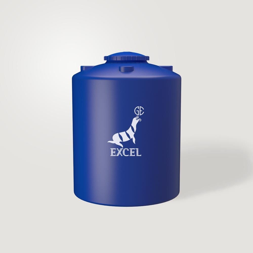Tangki Air Silinder (Roto)