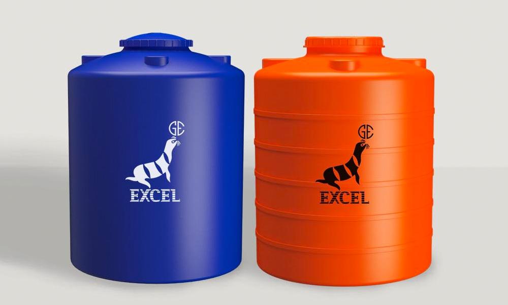 Ukuran Toren Air Excel dan Spesifikasinya