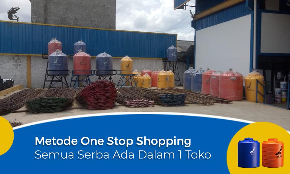 Metode One Stop Shopping untuk Toko Anda