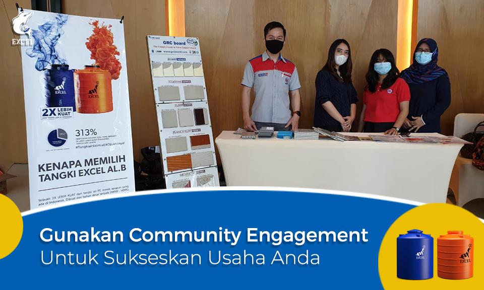 Cara Menggunakan Community Engagement Sebagai Market Channel untuk Sukseskan Usaha.