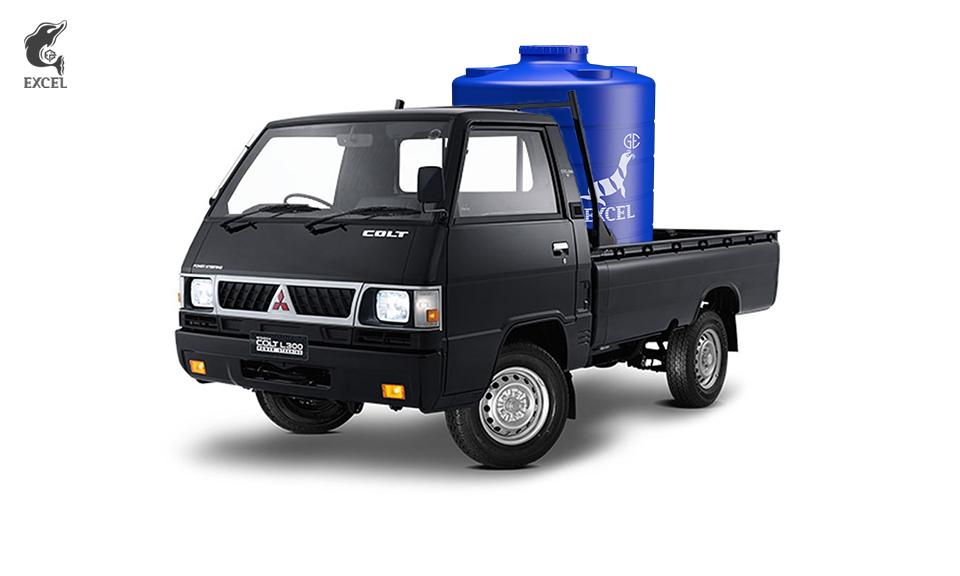 Kisah Sukses Jong-Kasan Penjual toren air EXCEL Capai Target. Dapat hadiah 2 Mobil sampai Perjalanan Rohani ke Yerusalem.