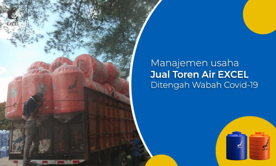 Tips Manajemen Usaha Jual Toren Air Di Tengah Wabah Covid-19