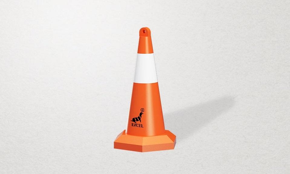 Fungsi Traffic Cone yang Sering Dijumpai di Jalan